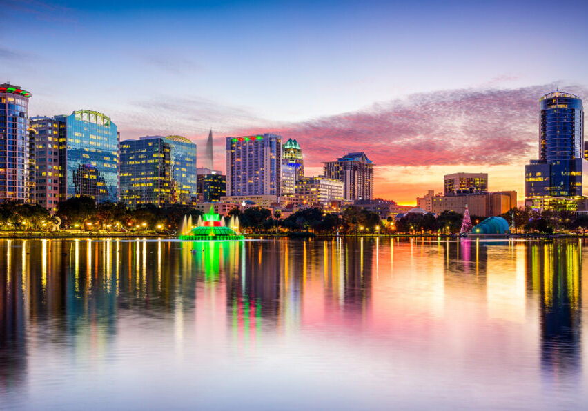 Lake Eola Orlando Florida Car Accident Attorney